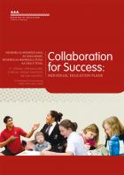 Collaboration for Success: Individual Education Plans front cover thumbnail