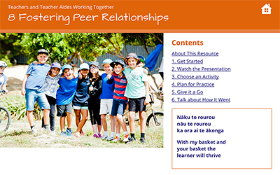 8 Fostering Peer Relationships cover image