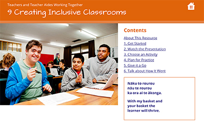9 Creating Inclusive Classrooms cover image