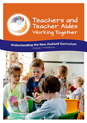 Understanding the New Zealand Curriculum Module 7 Workbook cover image